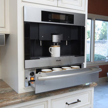 Wake Up Your Kitchen With a Deluxe Coffee Center