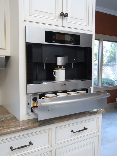 Kitchen cabinets makers - Built In Coffee Maker Ideas Pictures Remodel And Decor