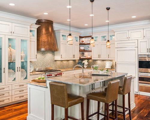 split level kitchen design ideas remodels photos with