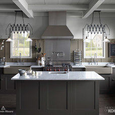 Traditional Kitchen by Kohler Signature Store by Supply New England