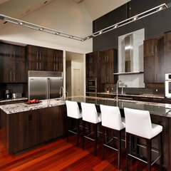 contemporary kitchen by KohlMark Architects