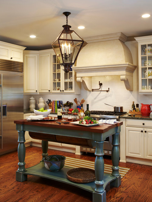 Open Kitchen Island Design Ideas & Remodel Pictures