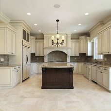 Traditional Kitchen by LA Design Build