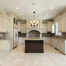 Traditional Kitchen by LA Design Build