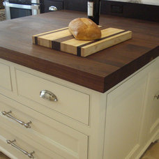 Traditional Kitchen by Garcia Cabinetmakers