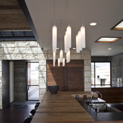 kitchen by Laidlaw Schultz architects