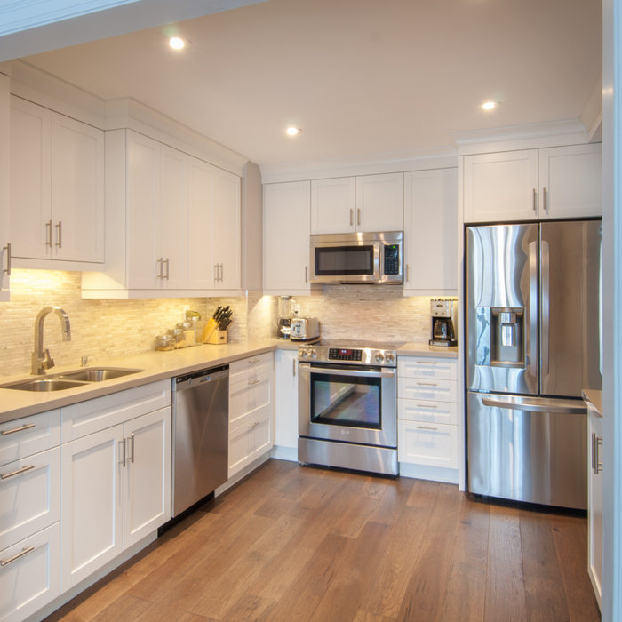 Kitchen Lakeshore Burlington