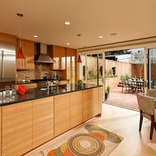 Contemporary Kitchen by Landis Architects / Builders
