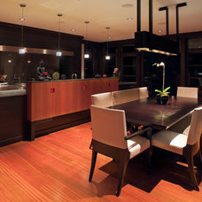 Asian Kitchen by Lankford Design Group