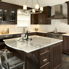 Contemporary Kitchen by Lanny Nagler Photography