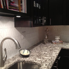 Contemporary Kitchen by Skippack Tile & Stone