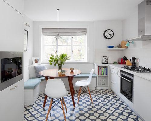 breakfast nook ideas pictures remodel and decor. Black Bedroom Furniture Sets. Home Design Ideas