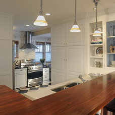 Traditional Kitchen by Laura Zender Design, Allied ASID