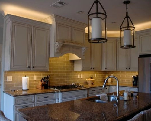 Above Cabinet Lighting Home Design Ideas Pictures Remodel And Decor