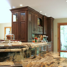 Kitchen by Lemont Kitchen and Bath