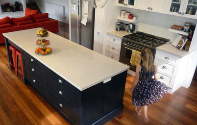 New Kitchen Makes Healthful Cooking Easier
