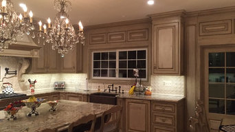 Kitchen Lighting top to bottom