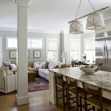 Traditional Kitchen by lily mae design
