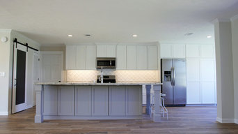Kitchen/Living Area Remodel in Tomball