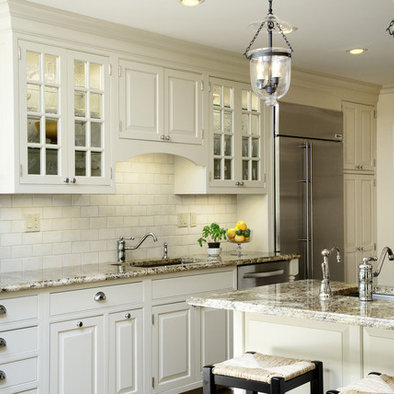 white kitchen | ♥ Home Decorating Ideas ♥