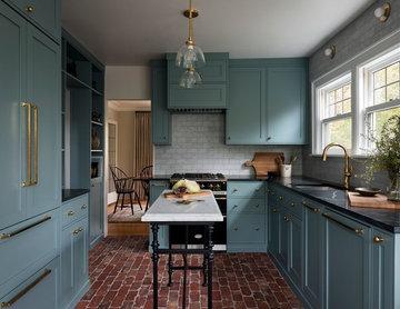 Kitchen-Living Portfolio