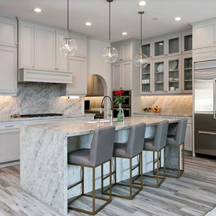 75 Most Popular Kitchen With Gray Cabinets Design Ideas For 2018