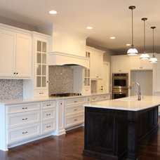 Traditional Kitchen by Mack Colt Homes, Inc.