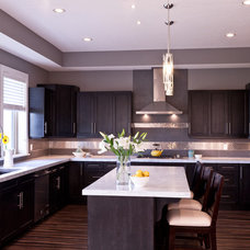 Modern Kitchen by Madison Park Homes