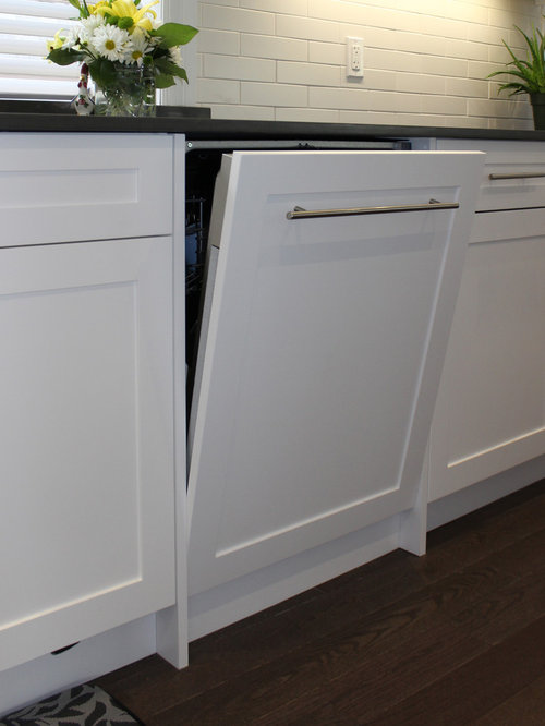 Panel Ready Dishwasher | Houzz