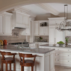 Traditional Kitchen by JPM Construction