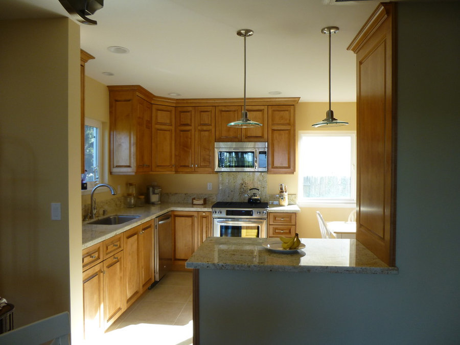 Kitchen Make Over in Rancho Palos Verdes