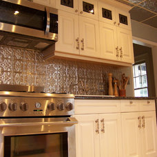 Traditional Kitchen by Decorative Ceiling Tiles, Inc.
