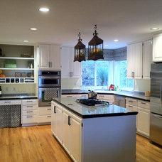 Eclectic Kitchen Kitchen Makeover