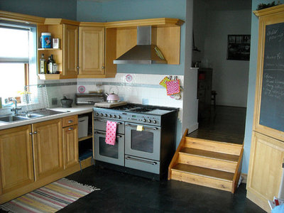 Eclectic Kitchen kitchen makeover