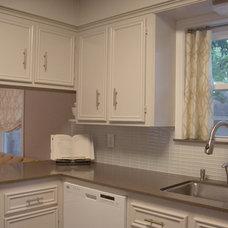 Contemporary Kitchen by Terri Symington, ASID