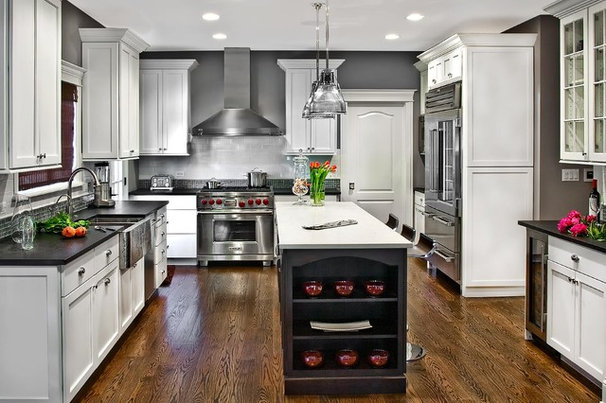 Contemporary Kitchen by Marcel Page Photography