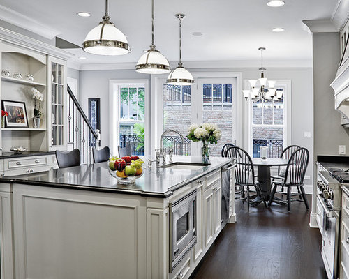 Gray Wall Paint Photos. Best Gray Wall Paint Design Ideas   Remodel Pictures   Houzz