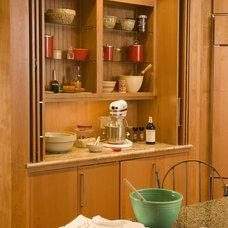 Rustic Kitchen by Marie Meko, Allied ASID
