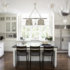 Traditional Kitchen by Mark Hickman Homes