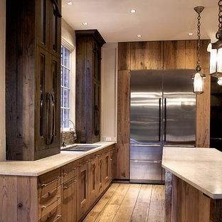 Tall Kitchen Cabinets | Houzz