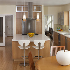 Contemporary Kitchen by Mark Newman Design