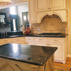 Traditional Kitchen by Mary Anne Merfeld - Allied Member ASID