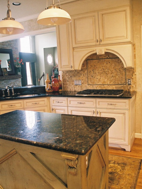 Earth Tone Backsplash Houzz