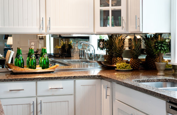 Traditional Kitchen by Mary Prince Photography