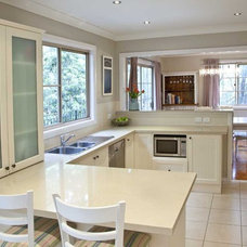 Contemporary Kitchen by Matilda Rose Interiors