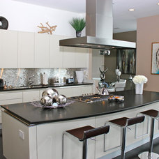 Contemporary Kitchen by Mauricio Nava Design