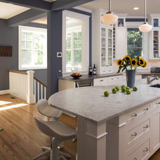 Contemporary Kitchen by Melville Thomas Architects, Inc.