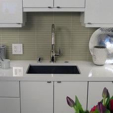 Contemporary Kitchen by Michael Goodsmith Design