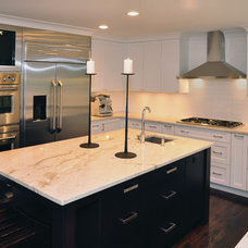 Modern Kitchen by Millennium Cabinetry
