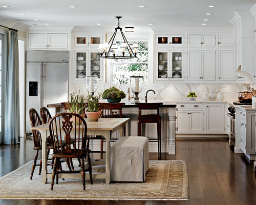traditional eat in kitchen inspiration eat in kitchen traditional l shaped